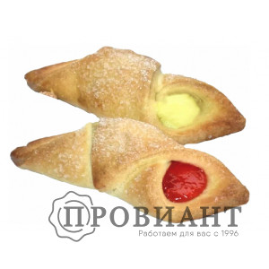 Печенье Бантики банан-клубника (вес)