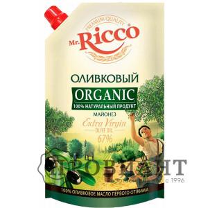 Майонез Mr.Ricco оливковый 400мл