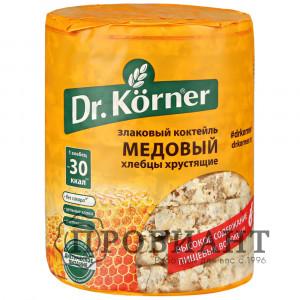 Хлебцы Dr.Korner медовые 100г