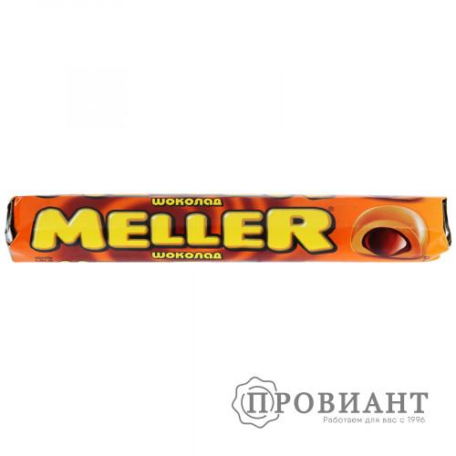 Ирис Meller с шоколадом 38г