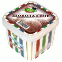 Мороженое ДЕП шоколадное (ведро) 500г
