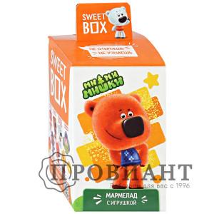 Жевательный мармелад Sweet Box Ми-ми-мишки с игрушкой