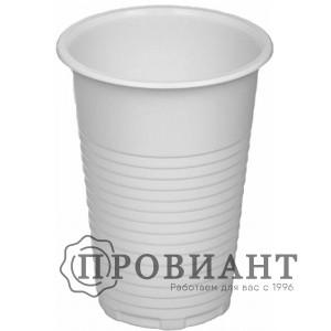 Одноразовый стакан 0,2л
