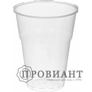 Одноразовый стакан 0,5л