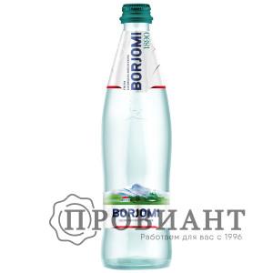Вода минеральная лечебно-столовая Borjomi ст/б 0,5л