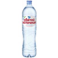 Питьевая вода Святой источник негаз. 1,5л