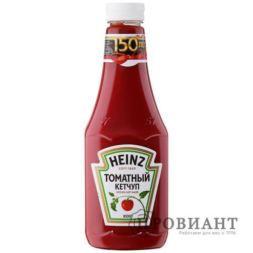 Кетчуп Heinz томатный 1кг