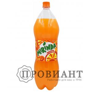 Газированный напиток Mirinda апельсин 1л