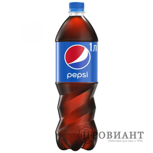 Газированный напиток Pepsi 1л