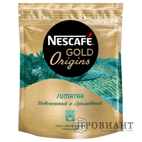 Кофе Nescafe Gold Origins Sumatra растворимый 70г м.уп.