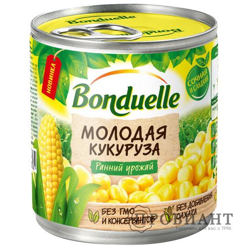 Кукуруза Bonduelle молодая 212мл