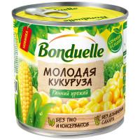 Кукуруза Bonduelle молодая 425мл