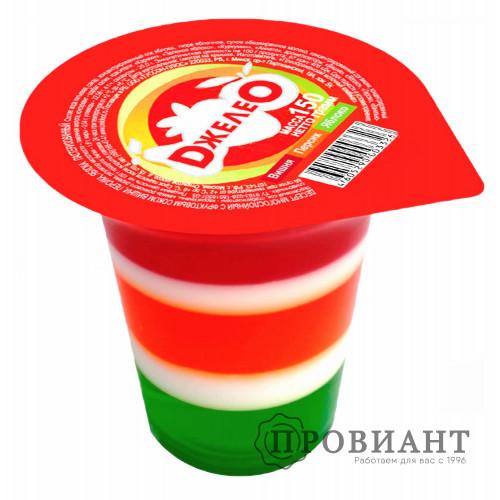 Десерт Джелео многослойный 150г