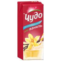 Молочный коктейль Чудо ваниль 210г БЗМЖ
