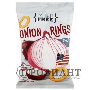 Луковые кольца Onion rings сметана 45г