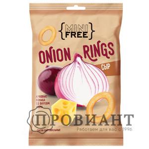 Луковые кольца Onion rings сыр 45г