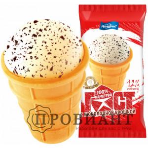 Мороженое ГОСТ с шоколадной крошкой 70г