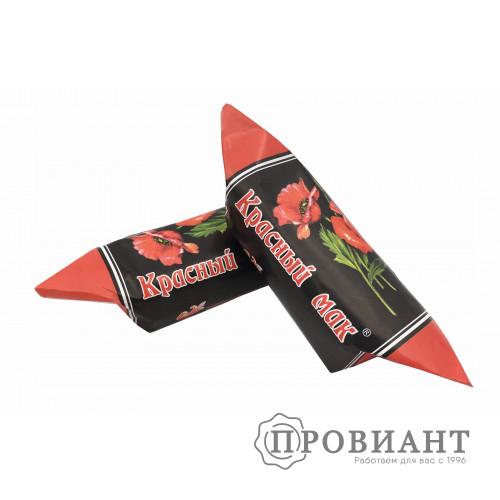 Конфеты Красный мак (вес)