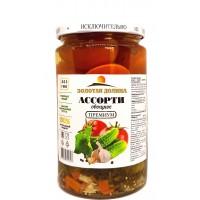 Ассорти овощное Золотая Долина 720г ст.б.