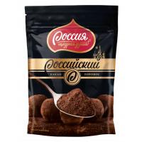 Какао-порошок Россия щедрая душа 100г