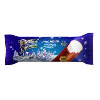 Мороженое Первый вкус в шоколадной глазури 80г