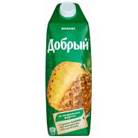 Нектар Добрый ананас 1л