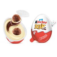 Яйцо Kinder Джой с сюрпризом 20г