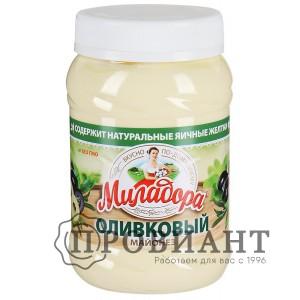 Майонез Миладора оливковый 435мл