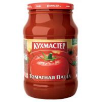 Томатная паста Кухмастер 1000г ст.б.