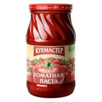 Томатная паста Кухмастер 370г ст.б.