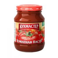 Томатная паста Кухмастер 270г ст.б.