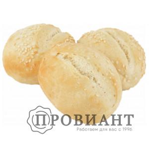 Булочка Французская с кунжутом (заморожен.) 40г*7шт
