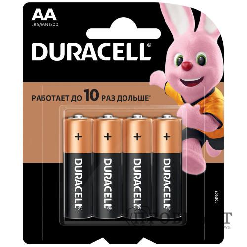 Батарейки Duracell AA (шт)