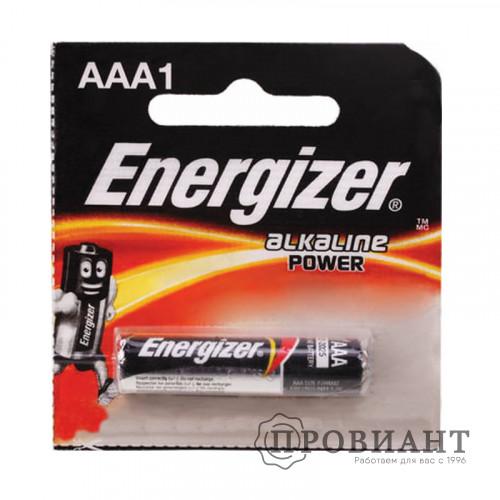 Батарейки Energizer AAA1 (шт)