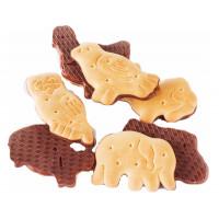 Печенье Зоохрум в шок. глазури(вес)