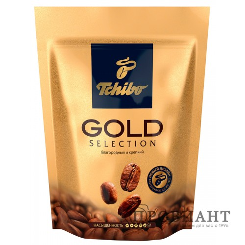 Кофе Tchibo Gold растворимый 150г м.уп.