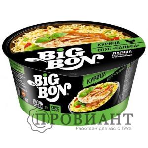 Лапша BigBon курица 85г