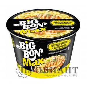 Лапша BigBon max курица с пряным соусом 95г