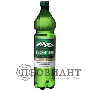 Вода минеральная лечебная Ессентуки №17 газ. 1л