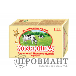 Маргарин Хозяюшка сливочный Нижегородский 200г