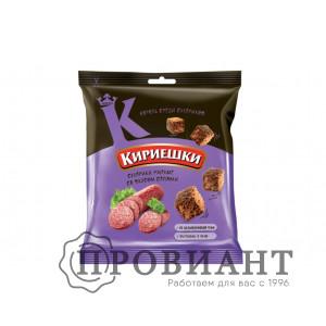 Сухарики Кириешки со вкусом салями 40г