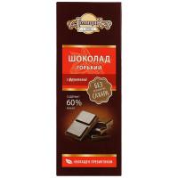 Шоколад ГолициН горький с фруктозой 60г.