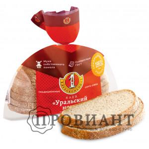 Хлеб Уральский новый нарезанный 330г