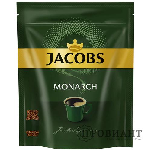 Кофе Jacobs Monarch растворимый 75г м.уп.