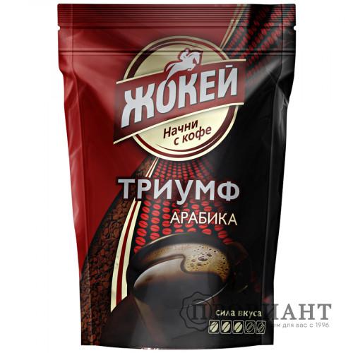 Кофе Жокей Триумф растворимый 75г м.уп.