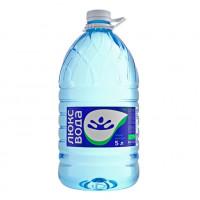 Питьевая вода Люкс вода негаз. 5л
