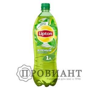 Холодный чай Lipton зеленый 1л
