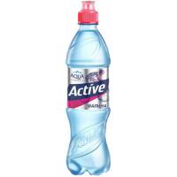 Напиток Aqua Minerale Active малина негаз. 0,5л
