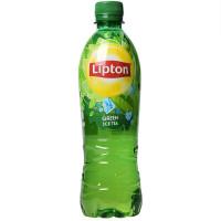 Холодный чай Lipton зеленый 0,5л