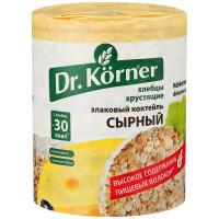 Хлебцы Dr.Korner сырные 100гр